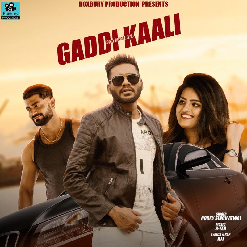 Gaddi Kaali - Rocky Singh Atwal