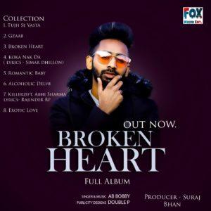 Broken Heart - AB Bobby - MusicFry
