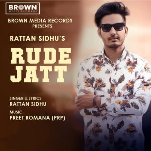 Rude Jatt - Brown Media Records - MusicFry
