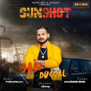 gun shot brown media records new punjabi song